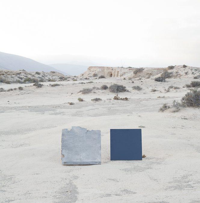 Geometría abstracta y paisajes de Raquel Yago Boj